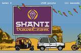Shanti the Rickshaw